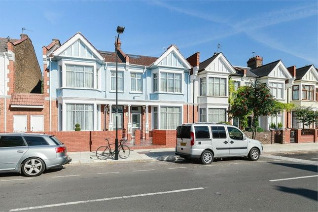 Thumbnail Terraced house for sale in Wormholt Road, London