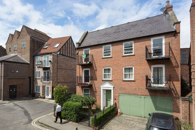 Thumbnail Flat for sale in St. Andrewgate, York