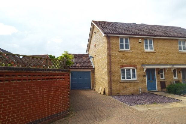 Thumbnail Property to rent in Faustina Drive, Kingsnorth, Ashford