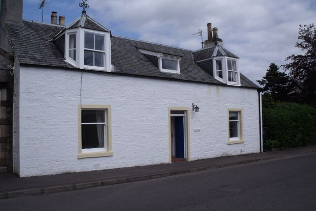 Thumbnail Cottage to rent in 12 Montrose Road, Auchterarder