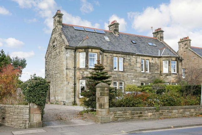 Thumbnail Semi-detached house for sale in 8 Lanark Road West, Currie, Edinburgh
