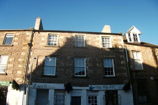 Thumbnail Flat to rent in Broomgate, Lanark