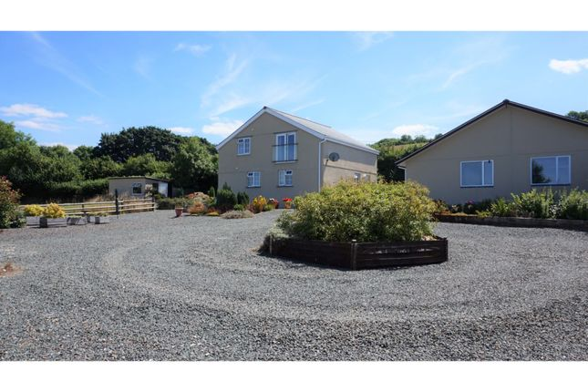 Thumbnail Detached house for sale in Bradstone, Tavistock