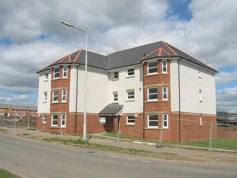 Thumbnail Flat to rent in 1G Kingfisher Place, Dunfermline