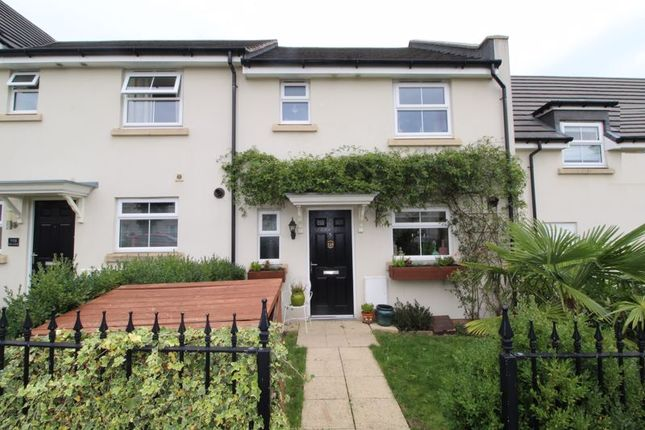Thumbnail Terraced house for sale in Oak Leaze, Patchway, Bristol