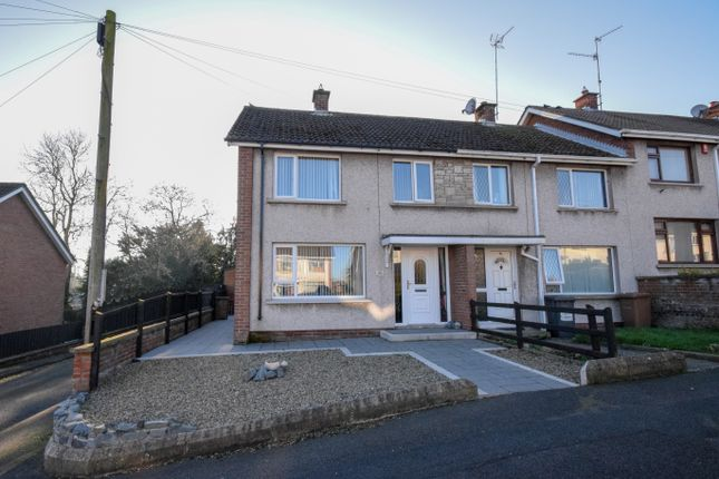 Thumbnail End terrace house to rent in Hillside Avenue, Hamiltonsbawn, Armagh