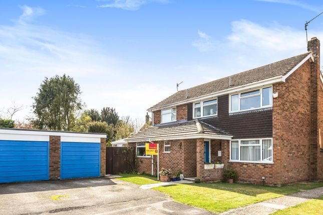 Thumbnail Detached house for sale in Lambourn, Berkshire