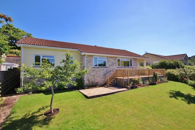 Thumbnail Detached bungalow for sale in 2 Ethelstons Close, Uplyme, Lyme Regis