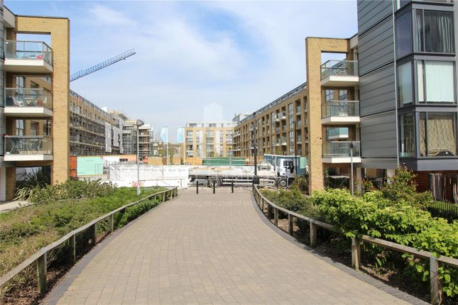 1 bed property for sale in The Batten, Packington Square, London