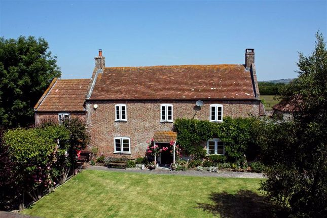 Thumbnail Country house for sale in Wick Lane, Lympsham, Somerset