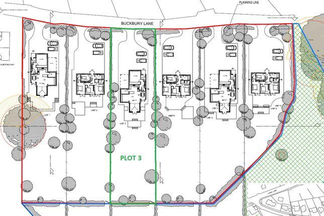 Thumbnail Land for sale in Buckbury Lane, Newport