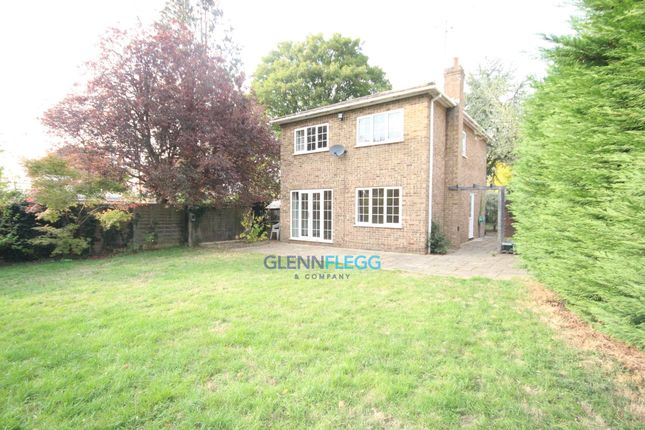 Thumbnail Detached house to rent in Orchard Avenue, Burnham, Slough