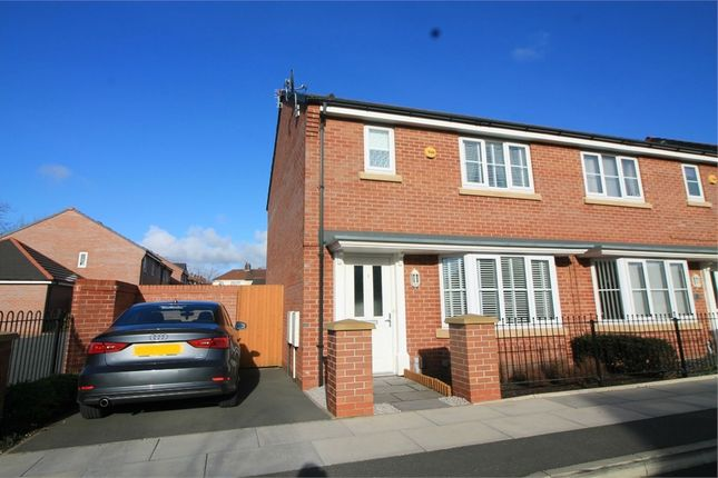 Thumbnail Semi-detached house for sale in St Elizabeth Avenue, Bootle, Merseyside