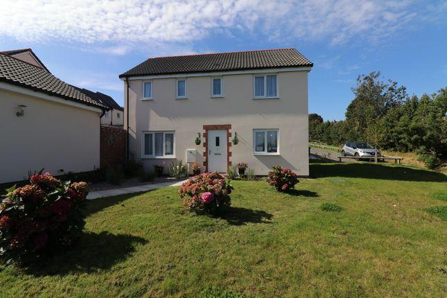 Thumbnail Detached house to rent in Feldspar Close, Liskeard