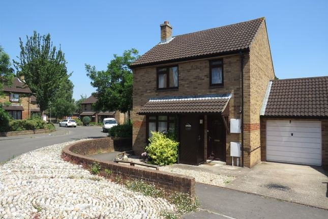 Thumbnail Link-detached house for sale in Fletcher Close, Taunton