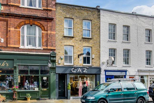 Thumbnail Maisonette for sale in Walton Street, Chelsea