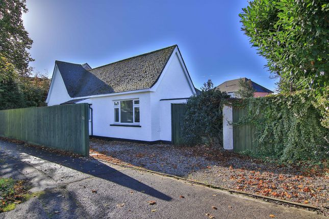 Thumbnail Detached bungalow for sale in Ash Grove, Whitchurch, Cardiff