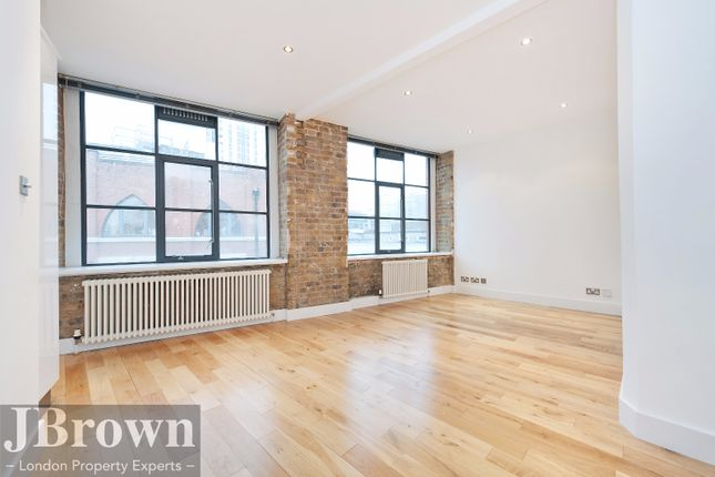 1 bed flat to rent in 1 Thrawl Street, London