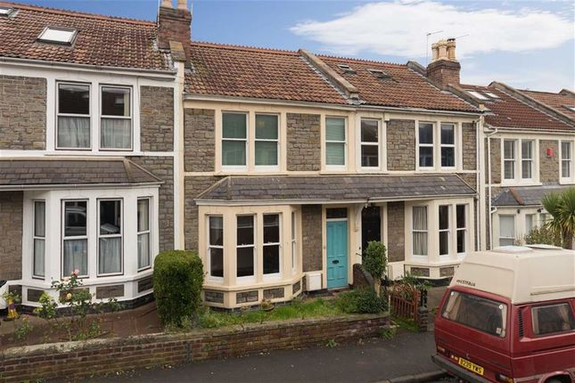 Thumbnail Terraced house for sale in Monmouth Road, Bishopston, Bristol