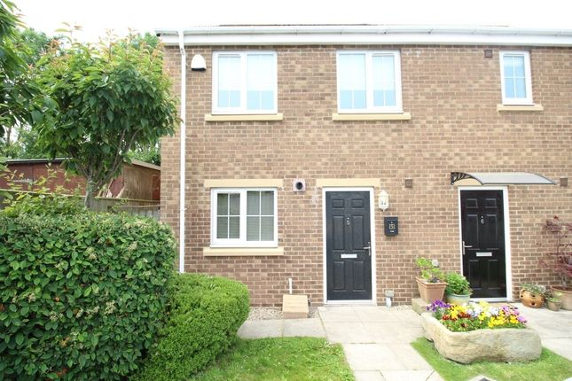 Thumbnail Terraced house to rent in Finchale View, West Rainton, Houghton Le Spring