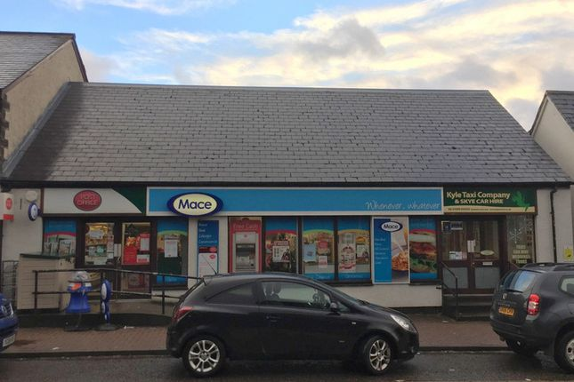 Thumbnail Retail premises for sale in Mace Store & Post Office, 3 Station Road, Kyle Of Lochalsh
