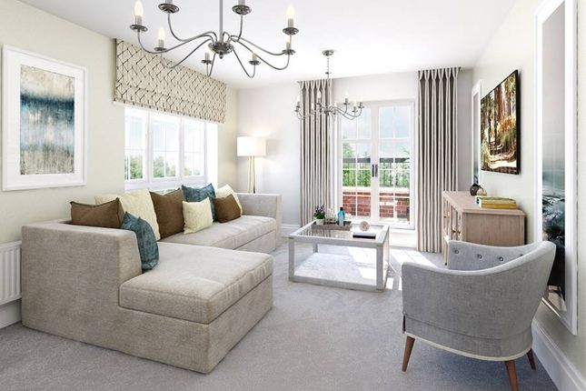 "Thumbnail Property for sale in ""Framlingham House - Sf - Plot 70"" at Kendal End Road, Barnt Green, Birmingham"