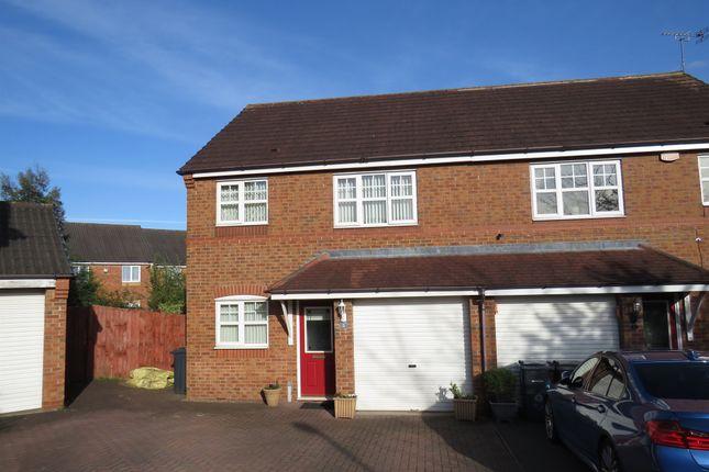 Thumbnail Semi-detached house for sale in Sandpiper Way, Erdington, Birmingham