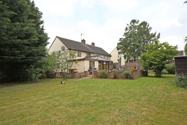 Thumbnail Semi-detached house for sale in Stone Close, Wollaston, Wellingborough