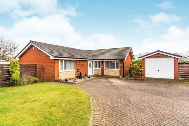 Thumbnail Bungalow for sale in Bellingham Close, Lowercroft, Bury, Greater Manchester