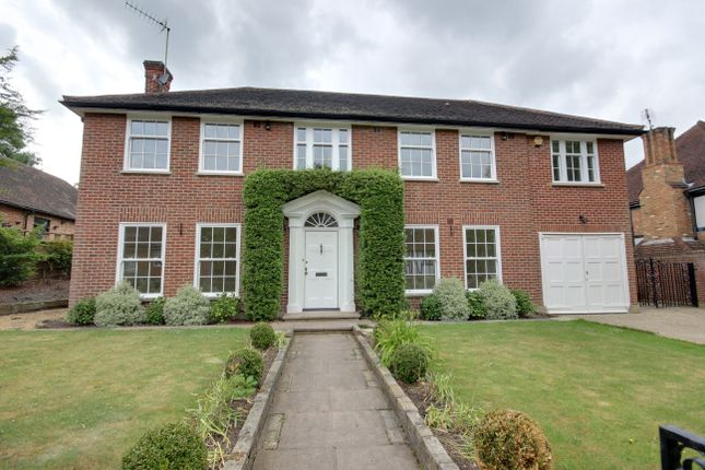 Thumbnail Detached house to rent in Northcliffe Drive, Whetstone