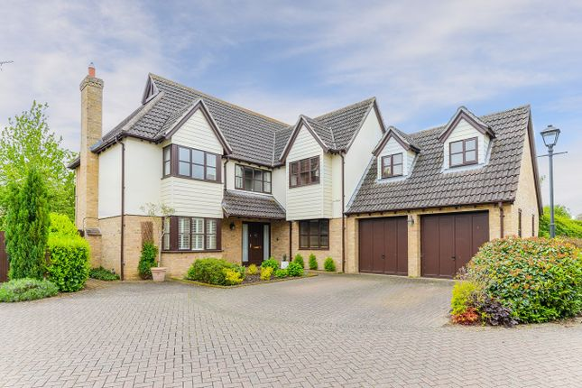 Thumbnail Detached house for sale in Pryors Orchard, Melbourn