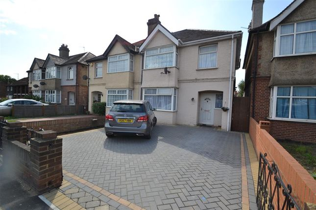 Semi-detached house for sale in Harlington Road West, Feltham