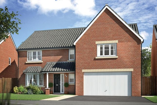 Thumbnail Detached house for sale in Lythans Road, Cardiff