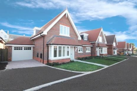 Thumbnail Semi-detached house for sale in Claremount Gardens, Epsom