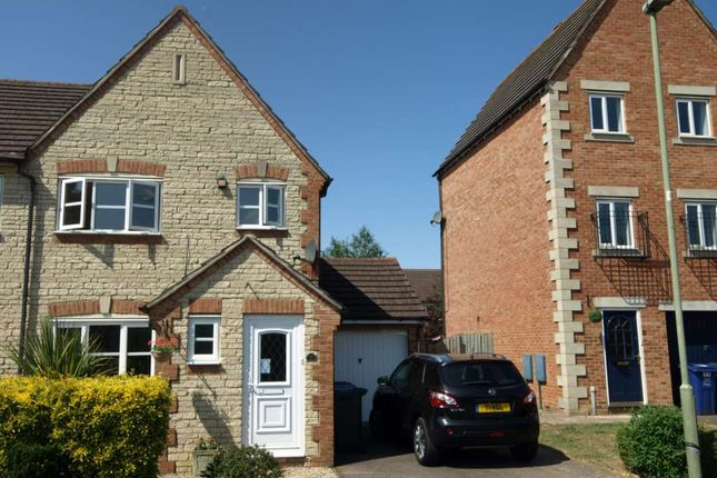 3 bed semi-detached house to rent in Campion Place, Bicester