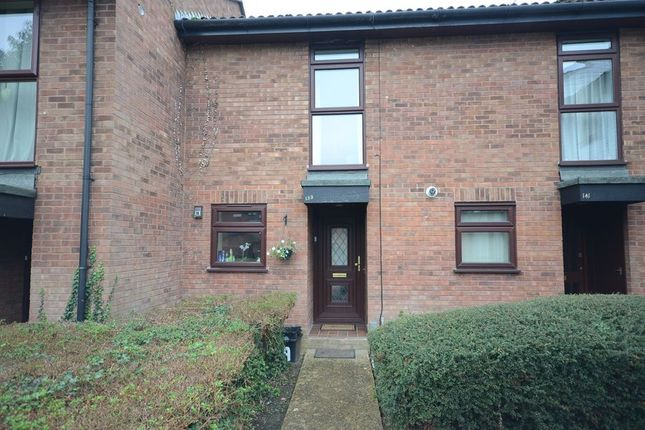 Thumbnail Terraced house to rent in Fleetham Gardens, Lower Earley, Reading