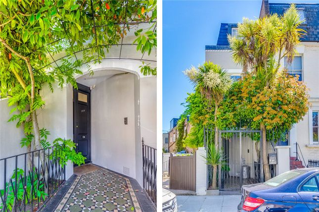 2 bed terraced house for sale in Moore Park Road, London SW6