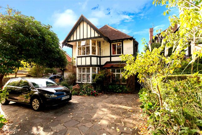 Thumbnail Detached house for sale in Woodland Drive, Hove, East Sussex
