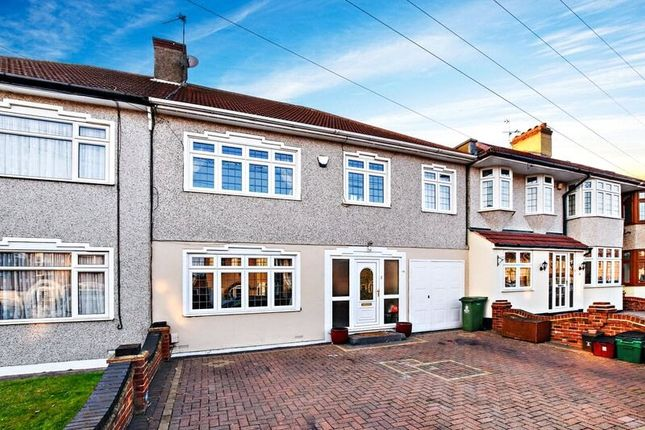 Thumbnail Semi-detached house for sale in Bostall Park Avenue, Bexleyheath, Kent