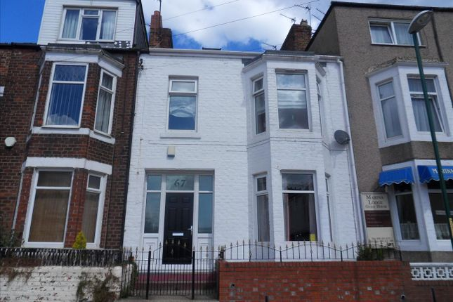 Thumbnail Terraced house for sale in George Scott Street, South Shields