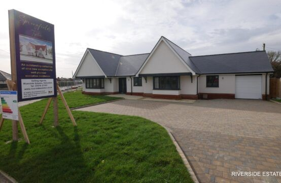 Thumbnail Detached bungalow for sale in Tiptree, Essex