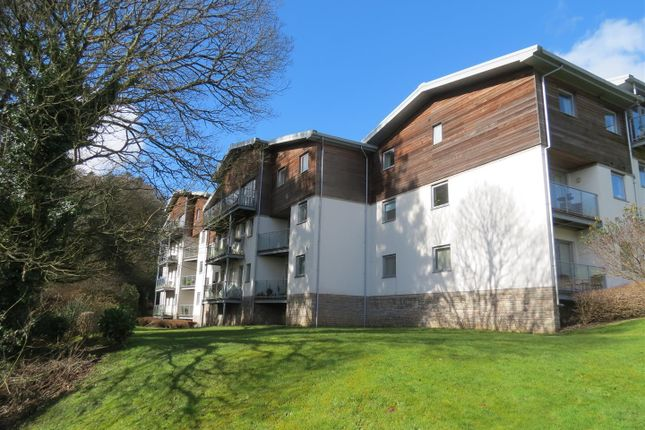 Thumbnail Flat for sale in Woodland View, Duporth, St. Austell