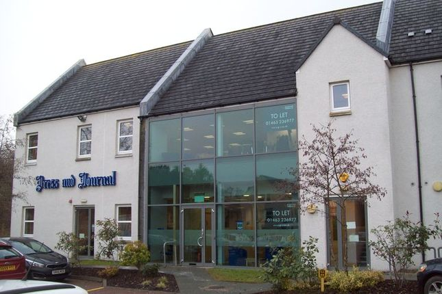 Thumbnail Office to let in Inverness