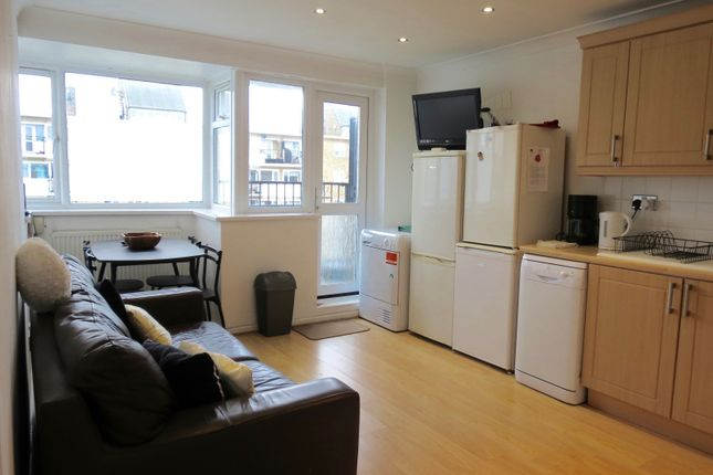 Thumbnail Flat for sale in Tildesley Road, London
