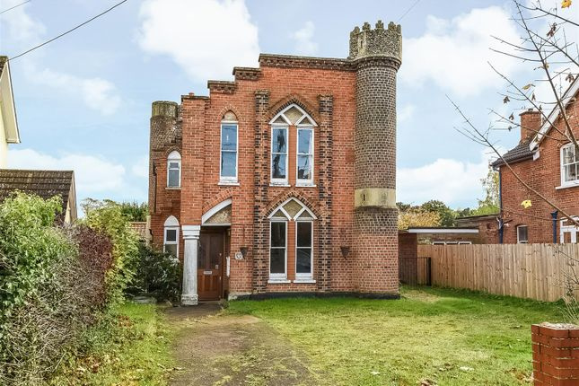 Thumbnail Detached house for sale in Bredfield Road, Woodbridge