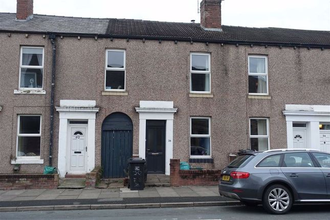 3 bed terraced house to rent in Nelson Street, Carlisle CA2
