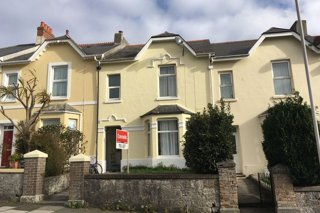 Thumbnail Property to rent in Channel View Terrace, Plymouth