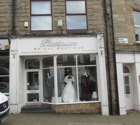 Retail premises for sale in High Street, Yeadon