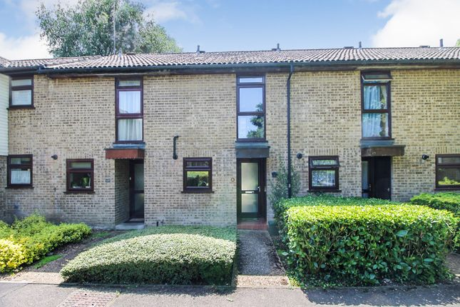 Thumbnail Terraced house to rent in Sycamore Drive, Ash Vale, Hampshire