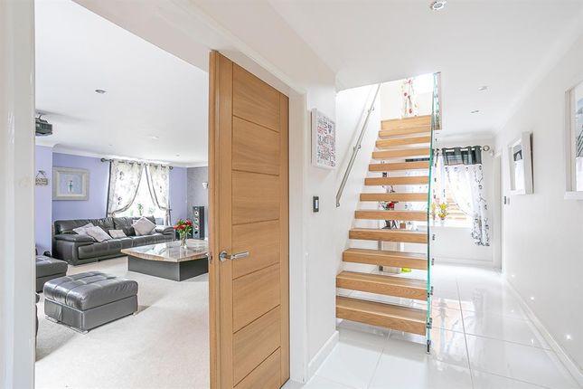 Staircase of Front Street, Lockington, Driffield YO25